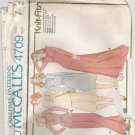 Misses' Dress or Top, Skirt and Pants McCall's #4709 Sewing Pattern