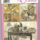 Covers for Frames, Boxes & Baskets Simplicity #9471 Sewing Pattern