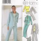 Misses' Pants or Shorts, Skirt, Jacket and Knit Top Simplicity #5867 Sewing Pattern