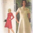Miss Petites' and Misses' Dress Simplicity #5789 Sewing Pattern