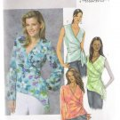 Misses' Top Butterick #B4395 Sewing Pattern