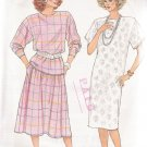 Misses' Dress, Top & Skirt Butterick #3670 Sewing Pattern