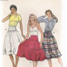 Misses' Skirts Butterick #3182 Sewing Pattern