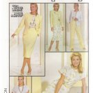Misses' Blouse, Skirt, Pants and Semi-Fitted Lined Jacket Simplicity #7880 Sewing Pattern
