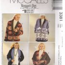 Misses' / Miss Petite Reversible Jacket in Two Lengths McCall's #3381 Sewing Pattern