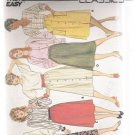 Misses' Skirt Butterick #6305 Sewing Pattern