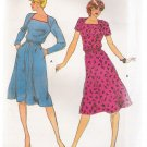 Misses' Dress Butterick #3349 Sewing Pattern