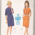 Misses' One-piece Dress Butterick #4513 Sewing Pattern