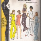 Misses' Tunic and Pants McCall's #3210 Sewing Pattern