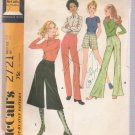 Misses' Set of Pants McCall's #2721 Sewing Pattern