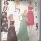 Misses' Dress McCall's #6919 Sewing Pattern