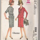 Misses' Dress McCall's #6904 Sewing Pattern