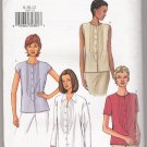 Misses' Top Butterick #3457 Sewing Pattern