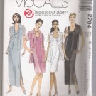 Misses' / Miss Petite Shirt and Dress McCall's #2764 Sewing Pattern