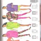 Misses'/Misses' Petite Dress, Top, Skirt, Shorts, Leggings & Pants Butterick #5223 Sewing Pattern