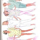 Misses' Top, Shorts, Pants & Skirt Butterick #5602 Sewing Pattern