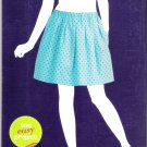Misses' Pleated Pull-on Skirt Simplicity #A1970 Sewing Pattern
