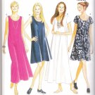 "Misses"" Dress  in Two Lengths Simplicity #A6352 Sewing Pattern"