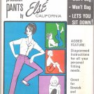 Precision Pants by Else Sewing Pattern Hip 37