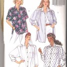 Misses' / Misses' Petite Shirt Butterick #5334 Sewing Pattern