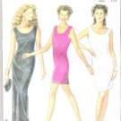 Dress Simplicity #6605 Sewing Pattern