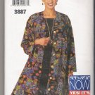 Misses' Jacket & Dress Butterick #3887 Sewing Pattern