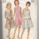 Misses' One-Piece Dress Simplicity #6539 Sewing Pattern