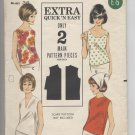 Misses' Blouse Butterick #3286 Sewing Pattern
