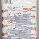 Misses' / Misses' Petite Jacket, Top, Skirt, Shorts  Pants Butterick #4504 Sewing Pattern