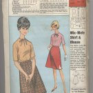 Misses' Shirt & Blouse McCall's #P-55 Sewing Pattern