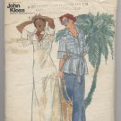 Misses' Dress, Top & Pants Butterick #4251 Sewing Pattern