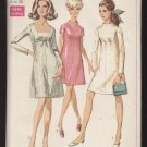 Misses' Dress Simplicity #7898 Sewing Pattern