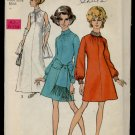 Miss Petites' & Misses' Dress Simplicity #8540 Sewing Pattern