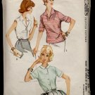 Misses' and Junior Shirts McCall's #5751 Sewing Pattern