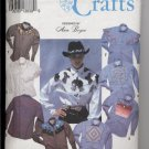 Misses', Men's or Teen Boys' Shirt, Simplicity #8326 Sewing Pattern