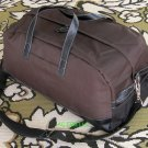 Canvas Carry On Travel Bag Exercise Tote Sports Duffel