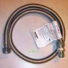 """Dormont Stainless Steel Gas Connector Line 5/8"""" x 48"""""""