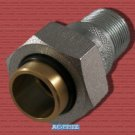 """Watts 3005A Dielectric Union 3/4"""" MIP x 3/4"""" SWT"""