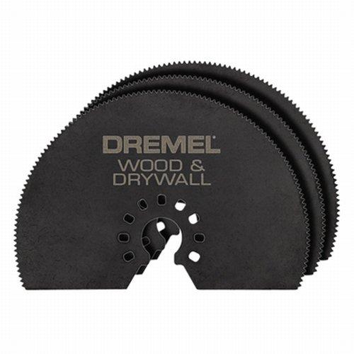 "Dremel MM450B Multi-Max 3"" Wood & Drywall Blade 3-Pack"