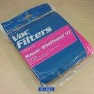 UltraCare Hoover WindTunnel V2 Final Filter 2 x 2-Pack