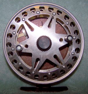 FLOAT FISHING REEL CENTRE PIN 5""