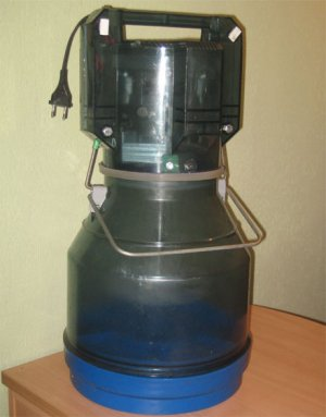 BUTTER CHURN 2.4 GALLONS, 9 L Electric