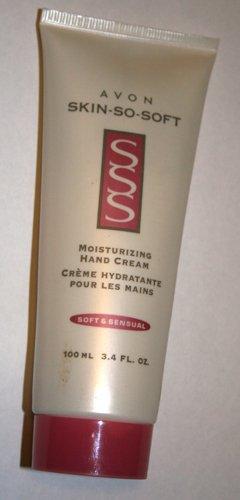 Skin-So-Soft Soft&Sensual Moisturizing Hand Cream 3.4 fl oz