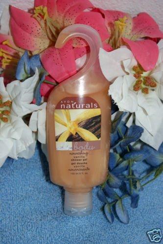 Avon Naturals Vanilla  Shower Gel 5.0 fl oz New