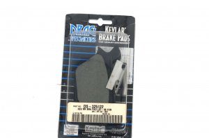 DS-325122 KEVLAR REAR BRAKE PADS 87-96 FXR/GLIDE/HARLEY