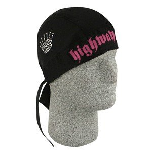 HIGHWAY HONEYS LADY'S FLYDANNA/HEADWRAP/DOO RAG