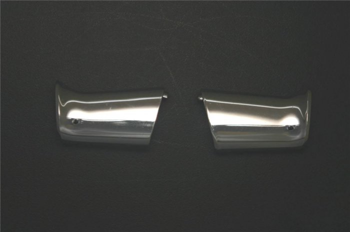 HARLEY 00/UP BILLET FACTORY TURN SIGNAL STAND OFFS