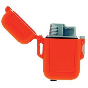 WINDMILL LIGHTERS POLYCARBONATE BLAZE ORANGE LIGHTER