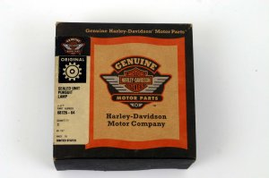 HARLEY-DAVIDSON SEALED UNIT POLICE/PURSUIT LAMP