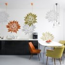 Flower Stencil Chrysanthemum Grande LG, Wall Stencils for easy decor